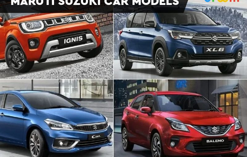 Just How To Be Satisfied At Suzuki Cars India
