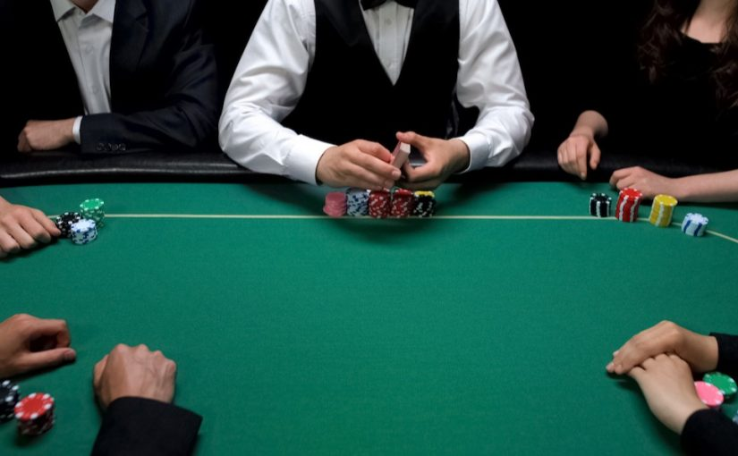 How one can (Do) Online Gambling Almost Instantly