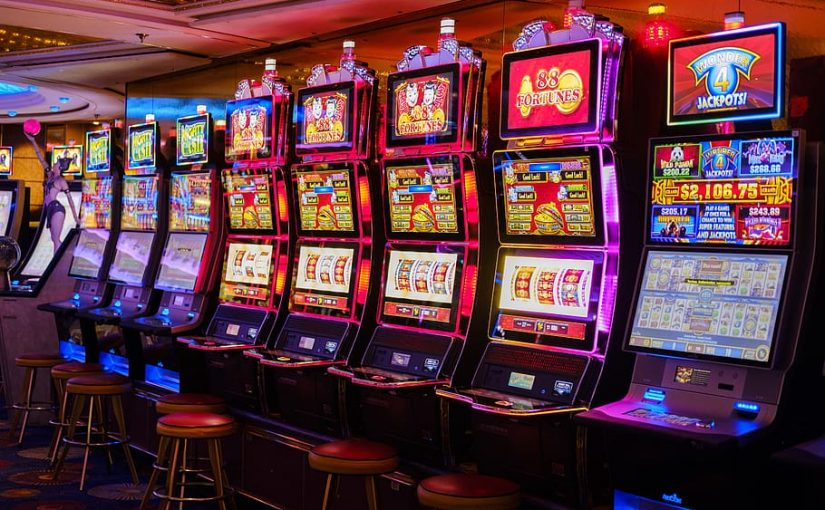 Ten Beneficial Classes About Online Casino Winning That You'll Never Forget
