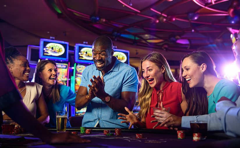 Casino - How can one Be More Productive?